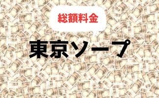 東京ソープの総額一覧まとめ (料金が安い順)【2020年最新版】