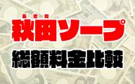 秋田ソープの総額 | 1番安い激安店から高級店まで料金を徹底比較【2020年8月最新】