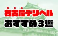 【愛知】名古屋デリヘルおすすめ人気ランキング3選【本番情報も解説】