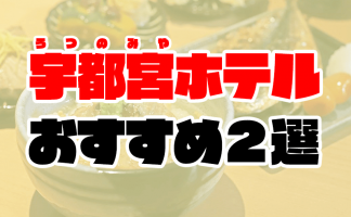 宇都宮のデリヘルが呼べるビジネスホテル2選【2021年最新】