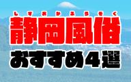 静岡風俗おすすめ人気ランキング4選【風俗街やソープ情報も徹底解説】